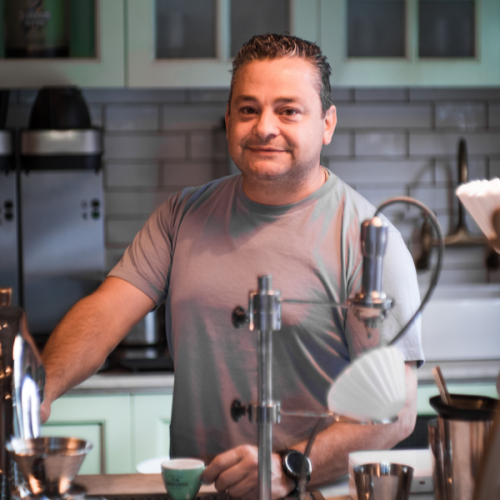 The Grounds Roastery   Paul Musumeci