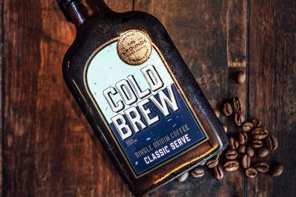 Cold Brew Coffee by The Grounds Roastery